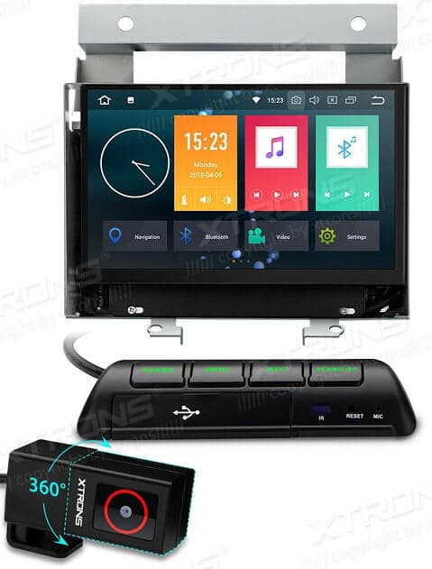 xtrons autoradio mit android 8 1 8 kern prozessor. Black Bedroom Furniture Sets. Home Design Ideas
