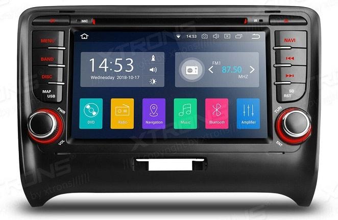 Autoradio für Audi TT