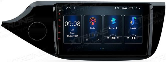 Autoradio für Kia Cee'd