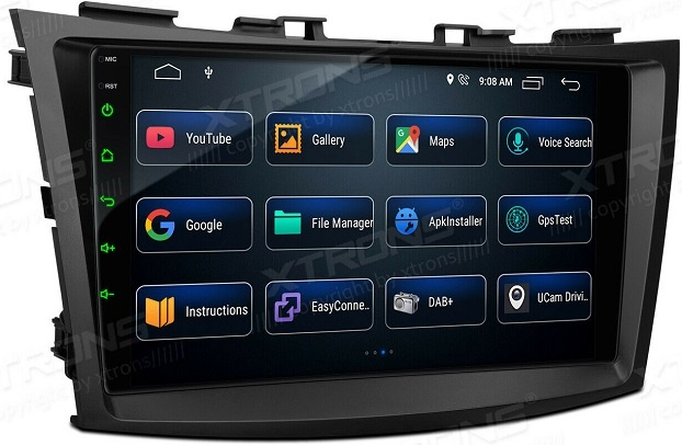 Xtrons Android 10 für Suzuki