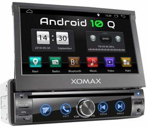 Ein Xomax Universal Autoradio