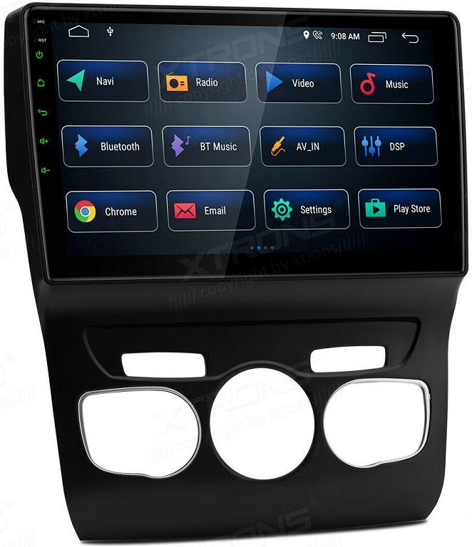 Autoradio für Citroen C4
