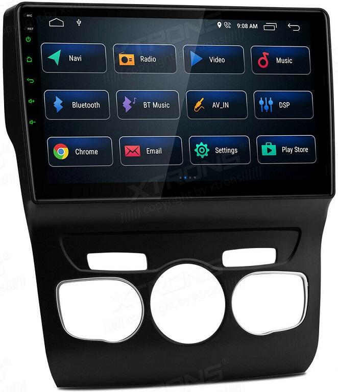 Xtrons Android 10 für Citroen C4
