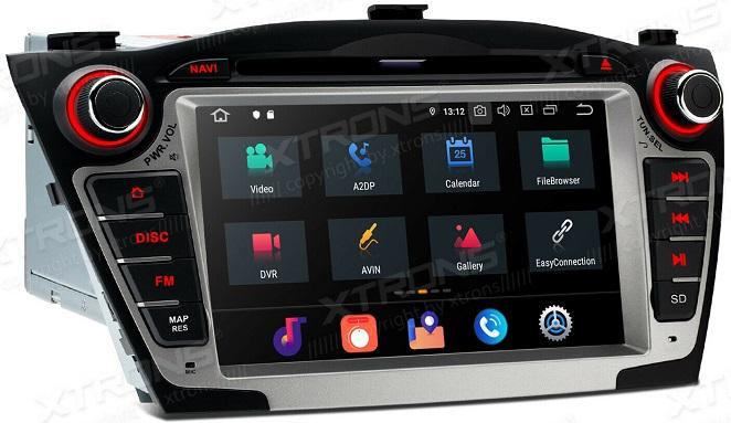 Autoradio für Hyundai IX35 und Tucson