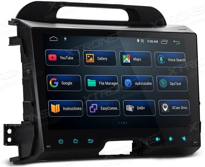 Xtrons Android 10 für Kia Sportage
