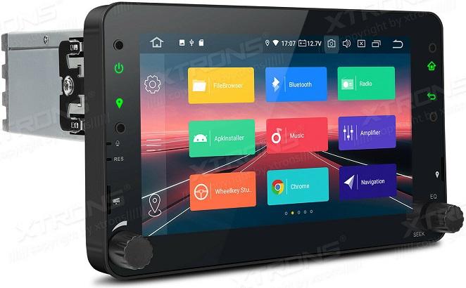 Xtrons Android 10 für Alpha Romeo