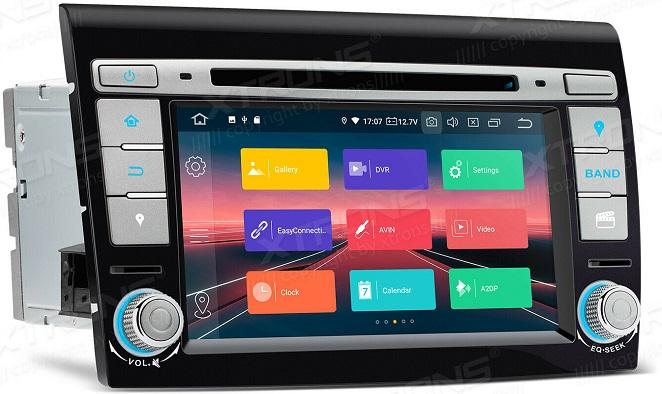 Xtrons Android 10 für Fiat Bravo