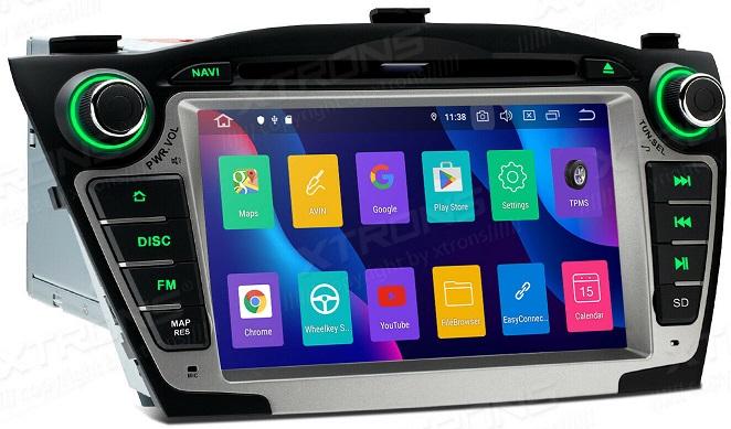 Xtrons Android 10 für Hyundai IX35