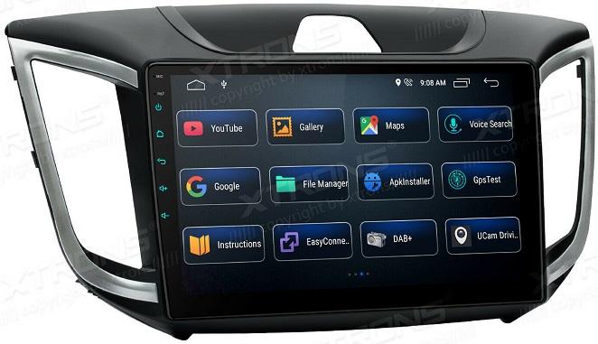 Autoradio für Hyundai IX25