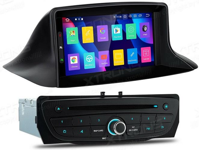Xtrons Android 10 für Renault Megane