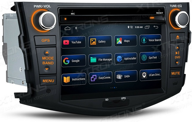 Xtrons für Toyota RAV4