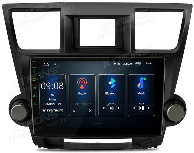 Autoradio für Toyota Highlander und Kluger